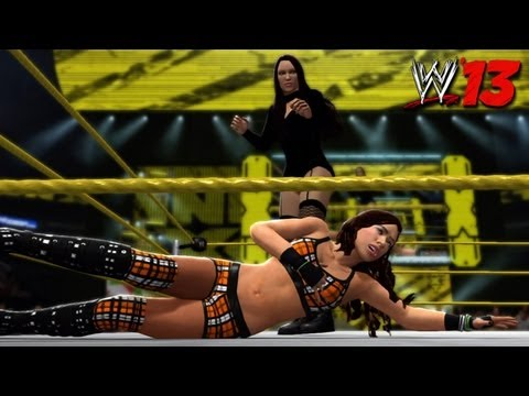 WWE '13 Community Showcase: Maxine (Xbox 360)