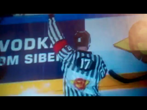 Травма Мозякина в матче с Германией. Драка.