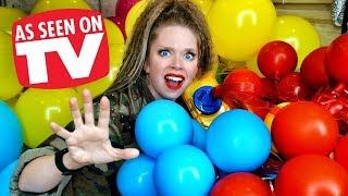 BUNCH O BALLOONS AIR- Does This Thing Really Work?!