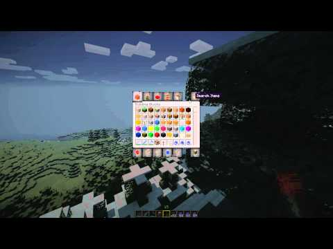 Minecraft 1024x1024 texture pack with shaders