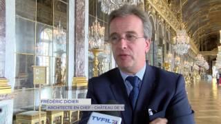 Versailles  Renault nouveau mcne du chteau