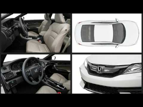 2017 Honda Accord Video