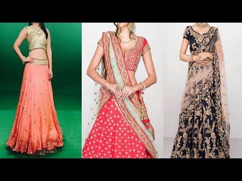 Lehenga Cholis For Ladies | |Designer Lehenga Cholis || Lehenga Ideas || The Fashion Zone