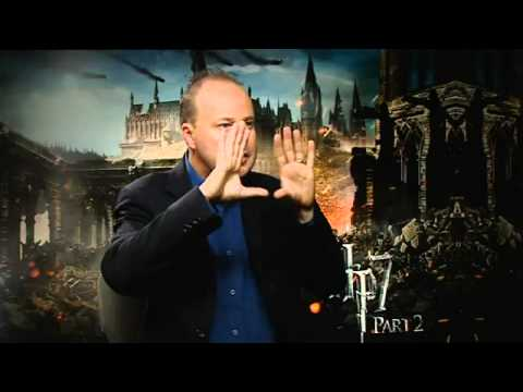 Harry Potter i Insygnia Śmierci Część 2 - Wywiad: David Yates
