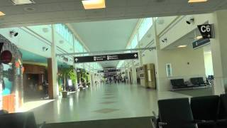 Southwest Florida International Airport Concourse C Walkthrough ~ KRSW