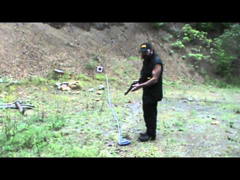 Firing The Super Comanche 45LC / 410