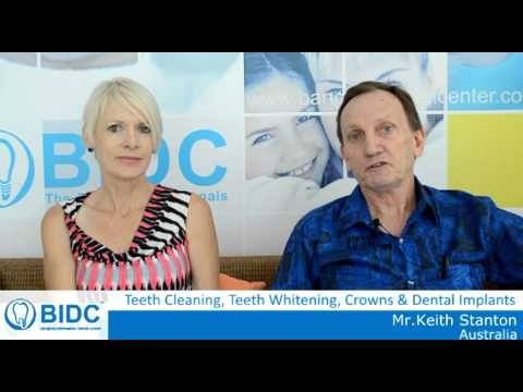 Tooth Implant Dental Surgery and Crown (BIDC) www.BangkokDentalCenter.com