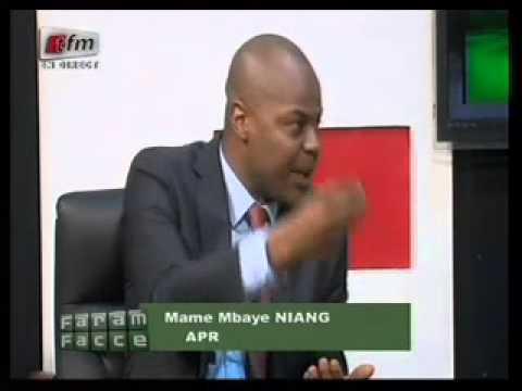 Faram Facce - Yakham Mbaye, Serigne Mbacké Ndiaye, Mame Mbaye Niang, et Mbacké Seck - 28 Août  P1