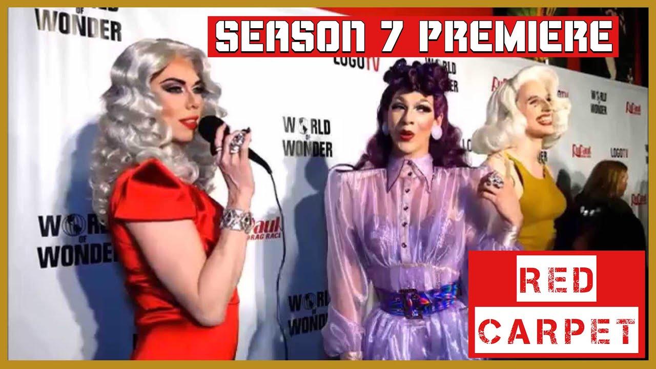 Fashion Photo Ruview Season 7 Reunites RuPaul s Drag Race Season LA