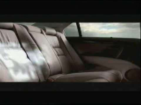 Реклама 2009 Acura RL