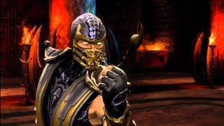 Let's Play - Mortal Kombat 9  Ladder Mode - w/Commentary - Part 1