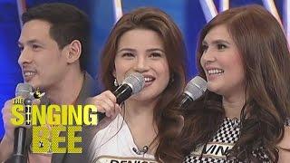 Nasaan Ka Nang Kailangan Kita casts joins The Singing Bee
