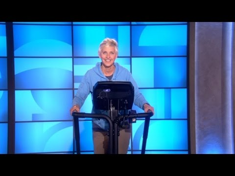 Memorable Monologue: Ellen Climbs to New Heights