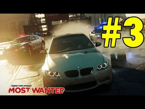 Need for Speed Most Wanted 2012 - Прохождение - Часть 3