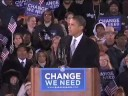 Barack: Closing Argument in Norfolk, VA