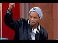 Efsane Futbolcu Ronaldinho 3 Adam'da!   3 Adam