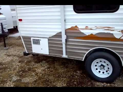 2013 Layton Mod. 183 Travel Trailer presented by Terry Frazer's RV Center
