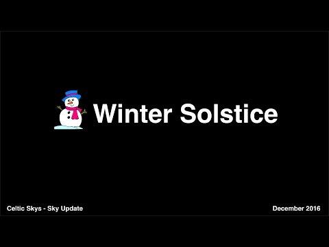Winter Solstice Explained