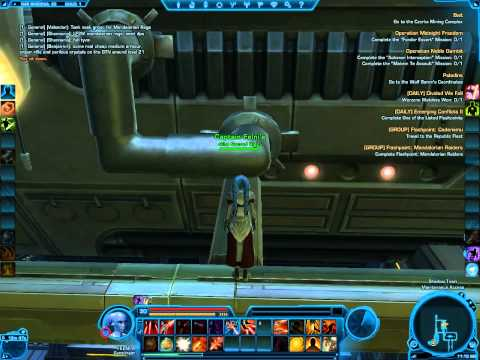 SWTOR Datacron Locations - Nar Shaddaa (Republic)