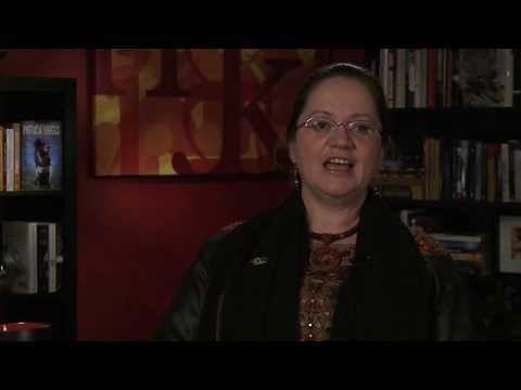 PATRICIA BRIGGS talks about Bone Crossed