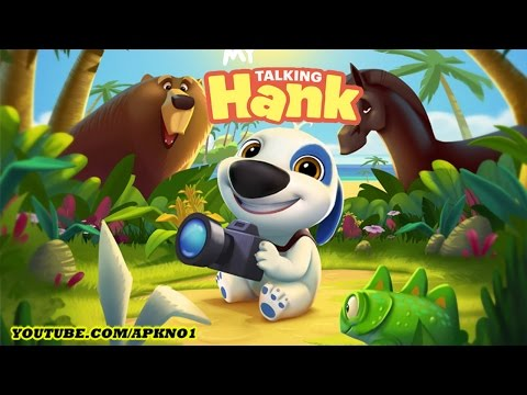 My Talking Hank Android Gameplay Ep 1