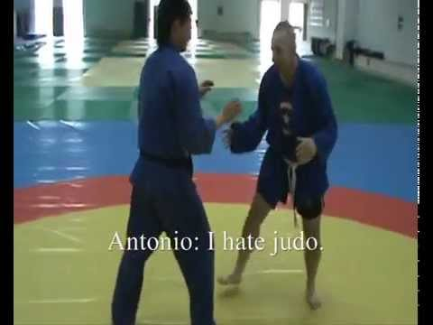 Shanghai University of Sport Judo (Part 1)