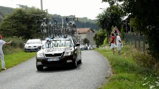 Le Tour du  Limousin 2011. 3eme étape .mp4