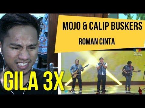 MOJO & CALIP BUSKERS - ROMANCINTA #AJL29 MV REACTION #39