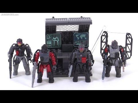 Mega Bloks Call of Duty Advanced Warfare Atlas Troopers review
