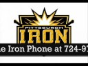 Pittsburgh Iron Try-Out Camp 2008