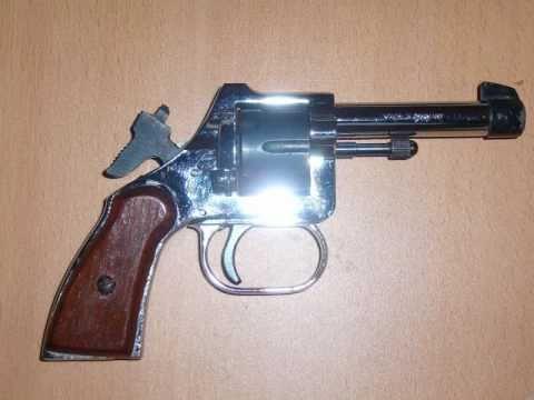 Röhm RG-10 22 cal Revolver