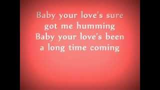 Watch Elvis Presley Your Loves Been A Long Time Coming video