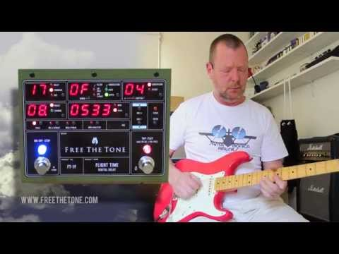Free The Tone: Flight Time Digital Delay