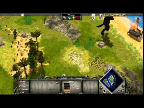 O poder dos Titãs - Cerberus (Age of Mythology Expanded)