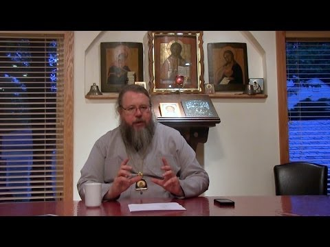 06.04.14. Part I: It is all about God, by Metropolitan Jonah (Paffhausen)