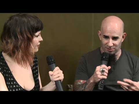 Anthrax (Scott Ian) Interview With XXXtina (2011)