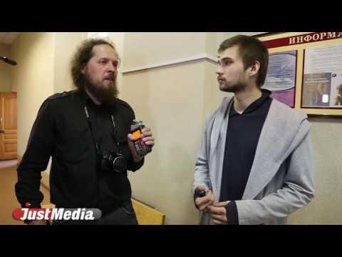 Интерью Руслана Соколовского