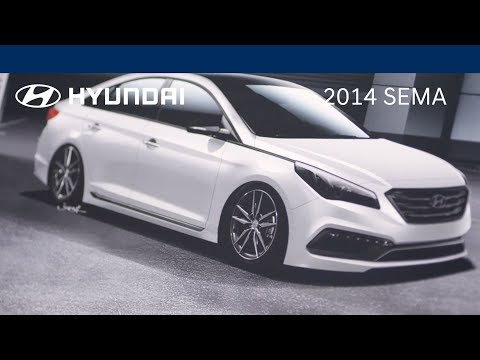Hyundai SEMA 2014: Meet the Builders