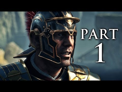 Ryse Son of Rome Gameplay Walkthrough Part 1 - The Beginning (XBOX ONE)