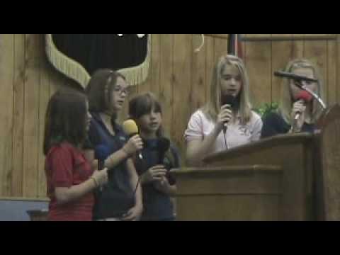 Nail It To The Cross - Van Buren Christian Academy  - Van Buren Arkansas - 06/13/2010