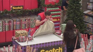 Ellen's Hidden Camera Prank on Unsuspecting Holiday Shoppers - Part 2