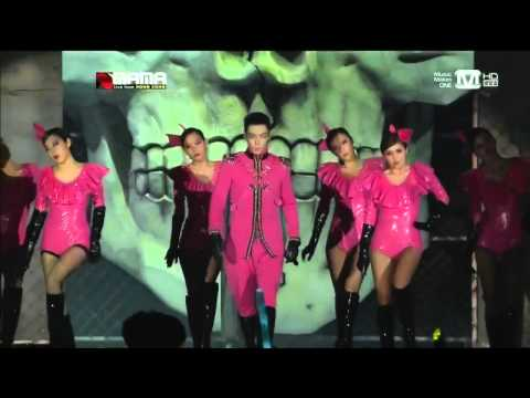 (bigbang) - (crayon)  Mama 2012 video