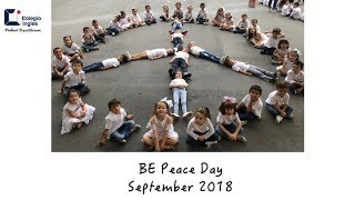 BE Peace Day 2018