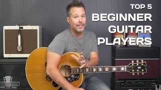 Download Lagu Top 5 Things Every Beginner Guitar Player Should Know Gratis STAFABAND