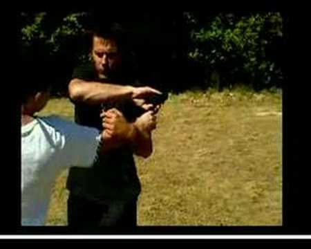 Tang Soo Do (NL) - Shin Kong does Krav Maga (The training) Image 1