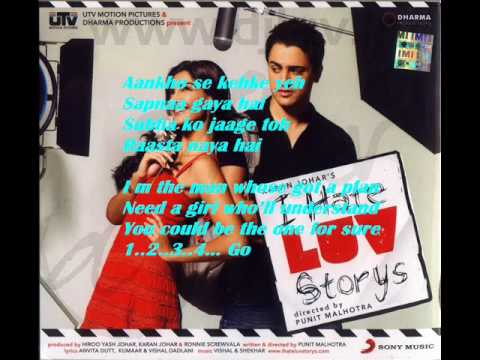 I Hate Luv Stories (Title Song) Full With Lyrics