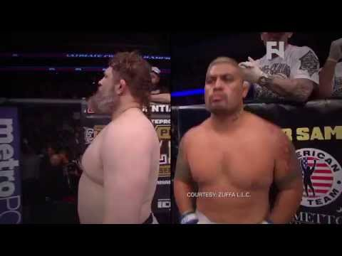 UFC Fight Night 52 Mark Hunt vs Roy Nelson  Fight Network Preview