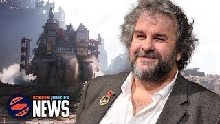 Peter Jackson's 'Mortal Engines' Approaches Fast (Everything You Need To Know)