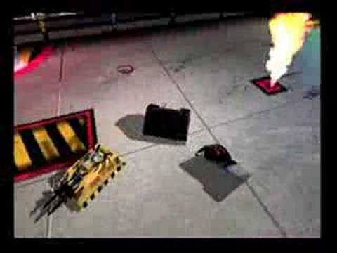 Robot Wars Robot Arena 2 Robot Wars Arenas of