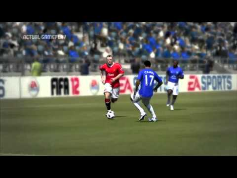 Gameplay trailer FIFA 12